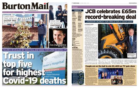Burton Mail – April 05, 2021