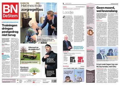 BN DeStem - Bergen op Zoom – 24 mei 2018
