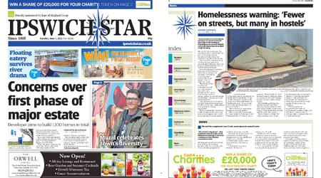 Ipswich Star – June 01, 2021