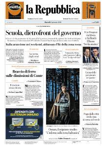 la Repubblica - 5 Gennaio 2021
