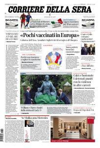 Corriere della Sera - 2 Luglio 2021