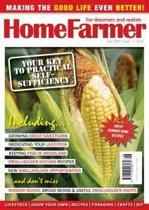 Home Farmer Magazine - Issue 111 - June 2017