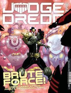 Judge Dredd Megazine 391 2017 digital juvecube