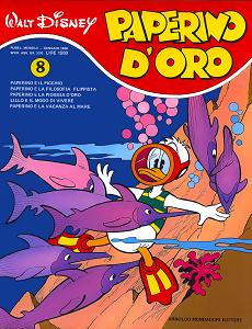 Paperino D'Oro - Volume 8