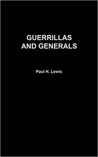 """Guerrillas and Generals: The """"Dirty War"""" in Argentina"""