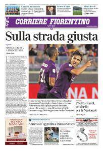 Corriere Fiorentino La Toscana – 24 settembre 2018