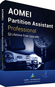 AOMEI Partition Assistant 8.1 Multilingual Portable