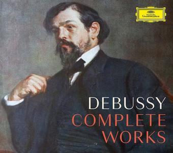 VA - Debussy: Complete Works (2018)
