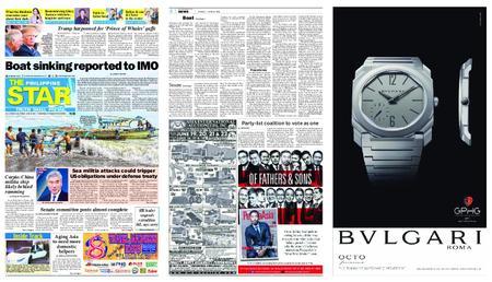 The Philippine Star – Hunyo 16, 2019