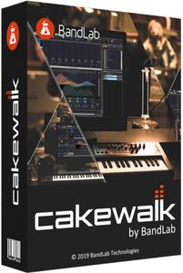 BandLab Cakewalk 25.07.0.70 (x64) Multilingual