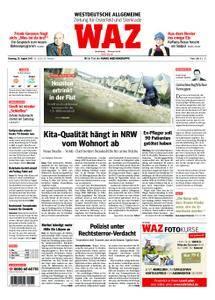 WAZ Westdeutsche Allgemeine Zeitung Oberhausen-Sterkrade - 29. August 2017