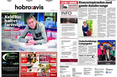 Hobro Avis – 15. januar 2019