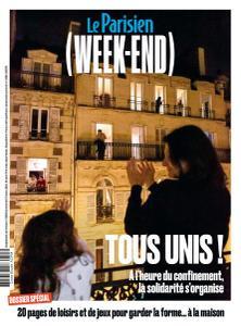Le Parisien Magazine - 27 Mars 2020