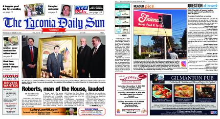 The Laconia Daily Sun – October 29, 2019