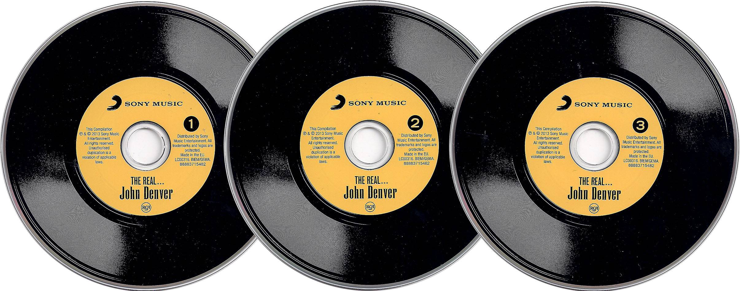 John Denver The Ultimate Collection