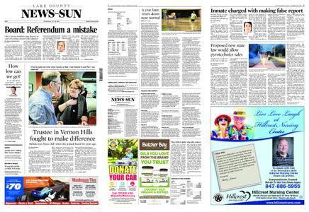 Lake County News-Sun – July 11, 2018