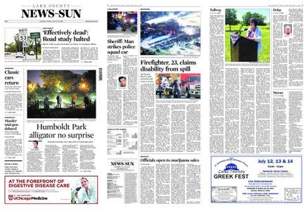Lake County News-Sun – July 13, 2019