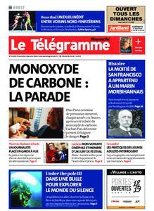 Le Télégramme Brest Abers Iroise – 19 janvier 2020