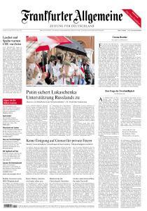 Frankfurter Allgemeine Zeitung - 28 August 2020