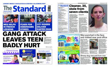 The Standard Chester & District – April 11, 2019