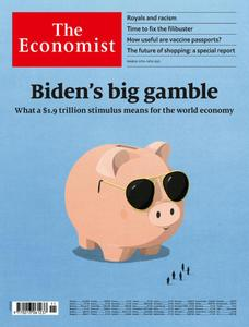 The Economist Middle East and Africa Edition – 13 March 2021
