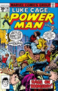 Luke Cage, Power Man 046 (1976) (Digital
