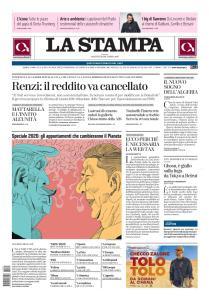 La Stampa Torino Provincia e Canavese - 31 Dicembre 2019