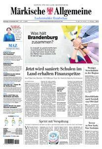 Märkische Allgemeine Luckenwalder Rundschau - 12. Dezember 2017