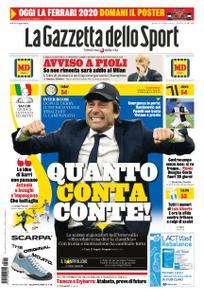 La Gazzetta dello Sport Bergamo – 11 febbraio 2020