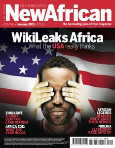 New African - January 2011
