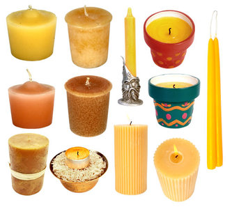 Candles - Clipart for Photoshop