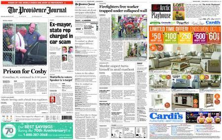 The Providence Journal – September 26, 2018