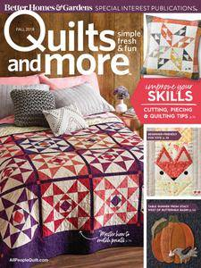 Quilts and More - July 2018