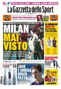 La Gazzetta dello Sport Roma – 02 ottobre 2020