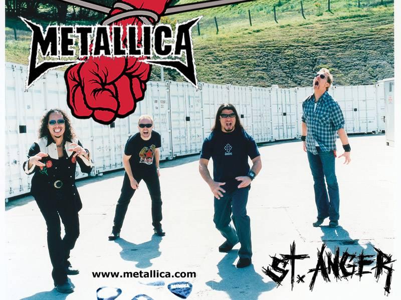 Metallica-St Anger Live Studio Rehearsal 2003 REUPPED