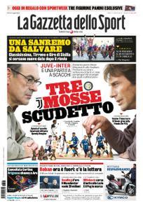La Gazzetta dello Sport Roma – 07 marzo 2020