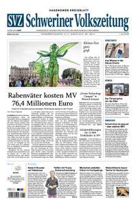 Schweriner Volkszeitung Hagenower Kreisblatt - 10. August 2019