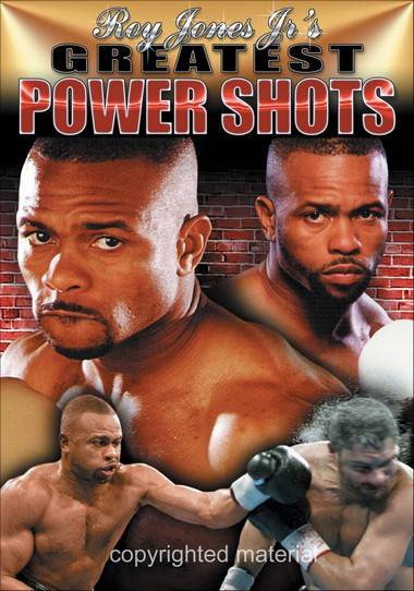 Roy Jones Jr's Greatest Power Shots