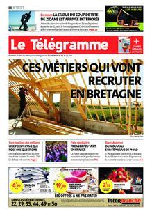 Le Télégramme Brest – 06 mai 2021