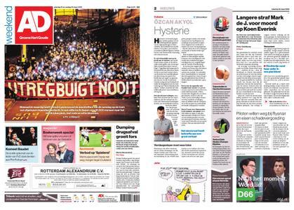 Algemeen Dagblad - Gouda – 23 maart 2019