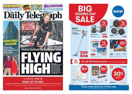 The Daily Telegraph (Sydney) – December 26, 2018