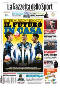 La Gazzetta dello Sport – 13 febbraio 2021