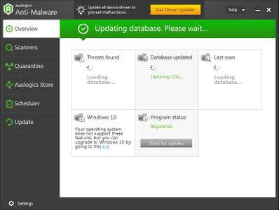 Auslogics Anti-Malware 1.15 Multilingual