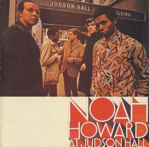 Noah Howard - Noah Howard At Judson Hall (1993)