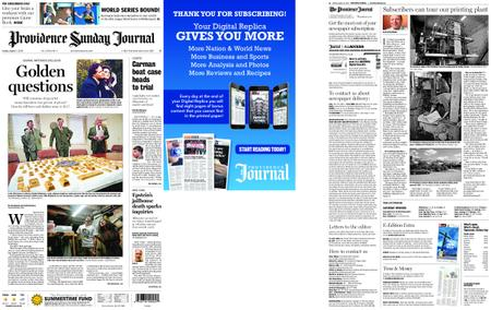 The Providence Journal – August 11, 2019