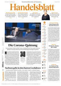Handelsblatt - 9 Dezember 2020