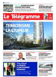 Le Télégramme Auray – 22 janvier 2020