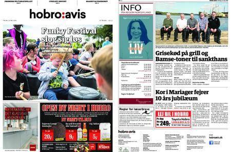 Hobro Avis – 29. maj 2018