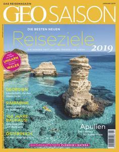 Geo Saison - Januar 2019