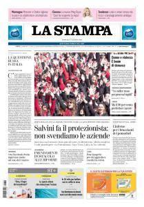 La Stampa Imperia e Sanremo - 5 Agosto 2018
